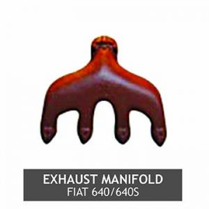 EXHAUST MANIFOLD FIAT 640 640S